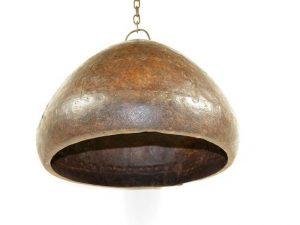 hanglamp, hanglampzink, lampgerecycled, gerecycledzink