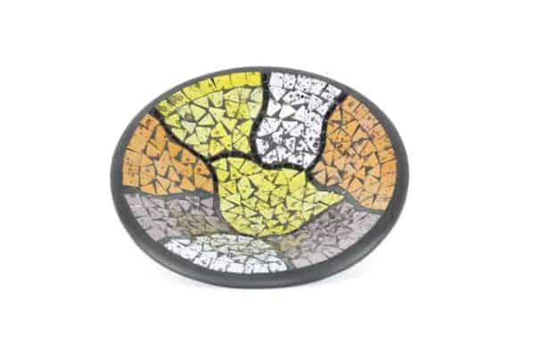 mozaiekschaal, fruitschaal