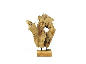 houtenornament, teakhoutsculptuur, teakhout
