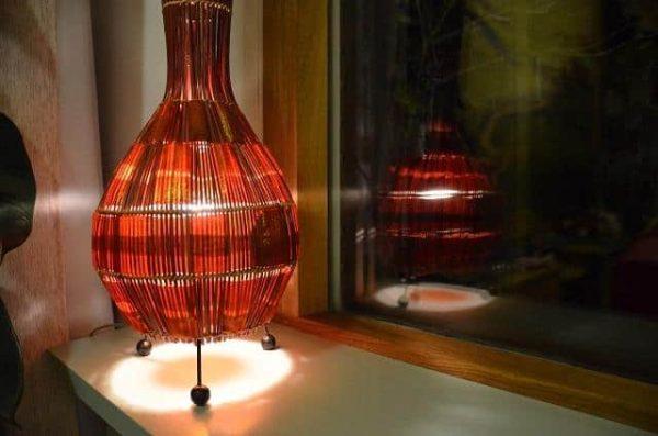 sfeerlamp, bollamp, staande lamp