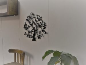 levensboom, muurdeco, wandornament