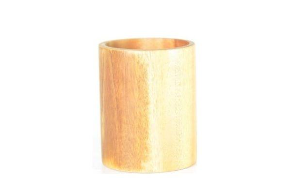 beker, houtenbeker, kinta