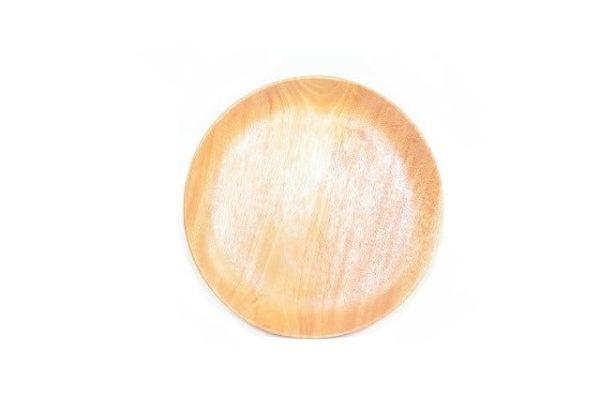 houten gebaksbord, houten bord, Kinta