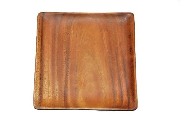 houten bord, vierkant bord