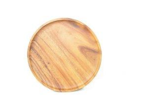 dinerbord, houten bord, kinta