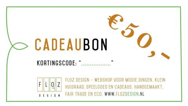 cadeaubon fairtrade