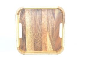 houten dienblad, kinta dienblad