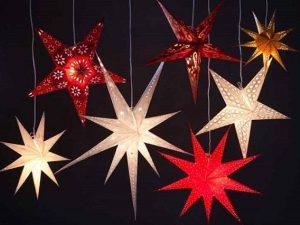 kerstster, kerstster verlichting, kerstster only natural