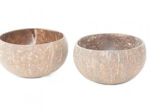 coconut bowl, kokosnoot kom, kokosnoot