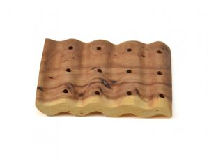 zeephouder, zeephouder hout, zeephouder kanika