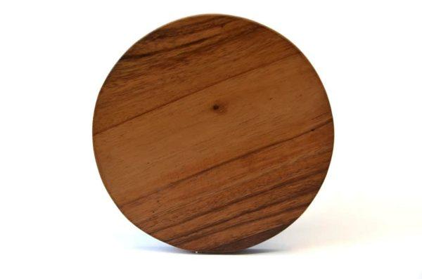 persoonlijke tekst graveren in hout