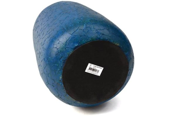 vaas turquoise fairtrade