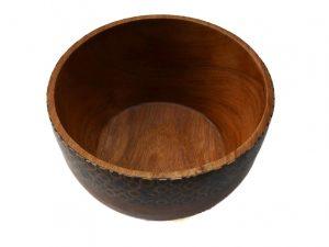 houten saladeschaal