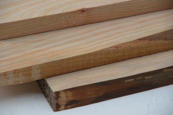 eigen tekst in hout