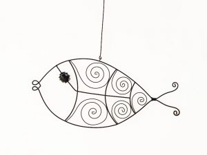 muurhanger vis