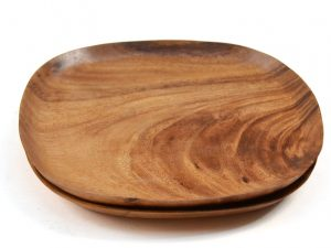 houten bord vierkant kinta